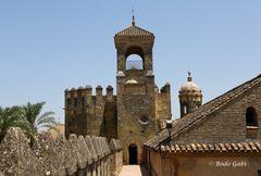 Der höchste Turm des Alcazars