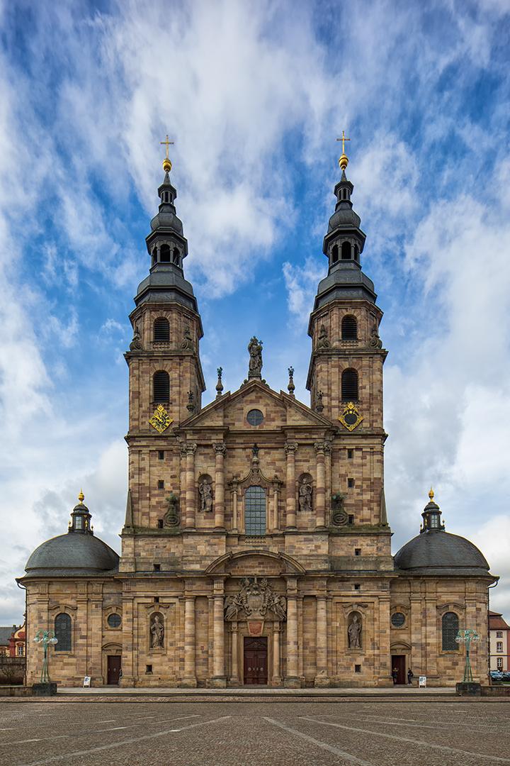 der Hohe Dom zu Fulda