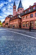 Der Hohe Dom zu Mainz