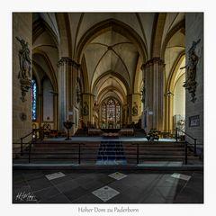 """Der Hohe Dom zu Paderborn """" Gott zu Gefallen..."""""""