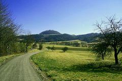 Der Hohenstaufen - einer der Kaiserberge