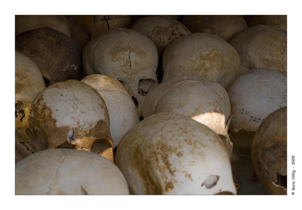 Der Holocaust Pol Pots