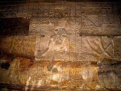Der Horus Tempel in Edfu (4)