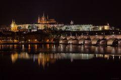 Der Hradschin und die Prager Burg