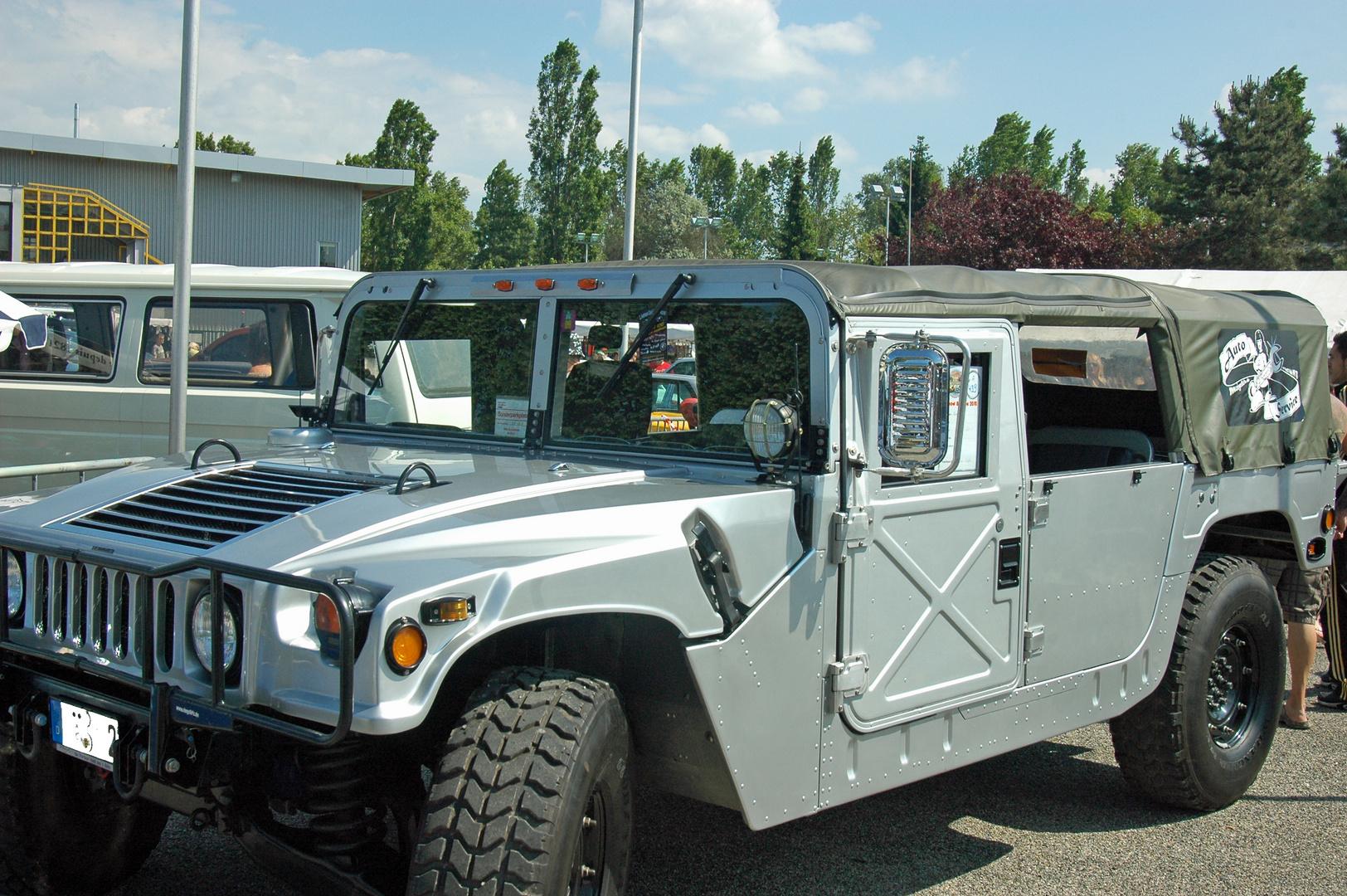 Der Hummer Foto & Bild | autos & zweiräder, geländefahrzeuge ... | hummer i