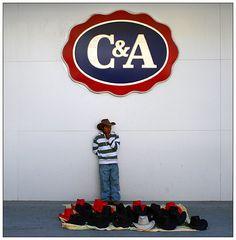 Der Hutverkäufer