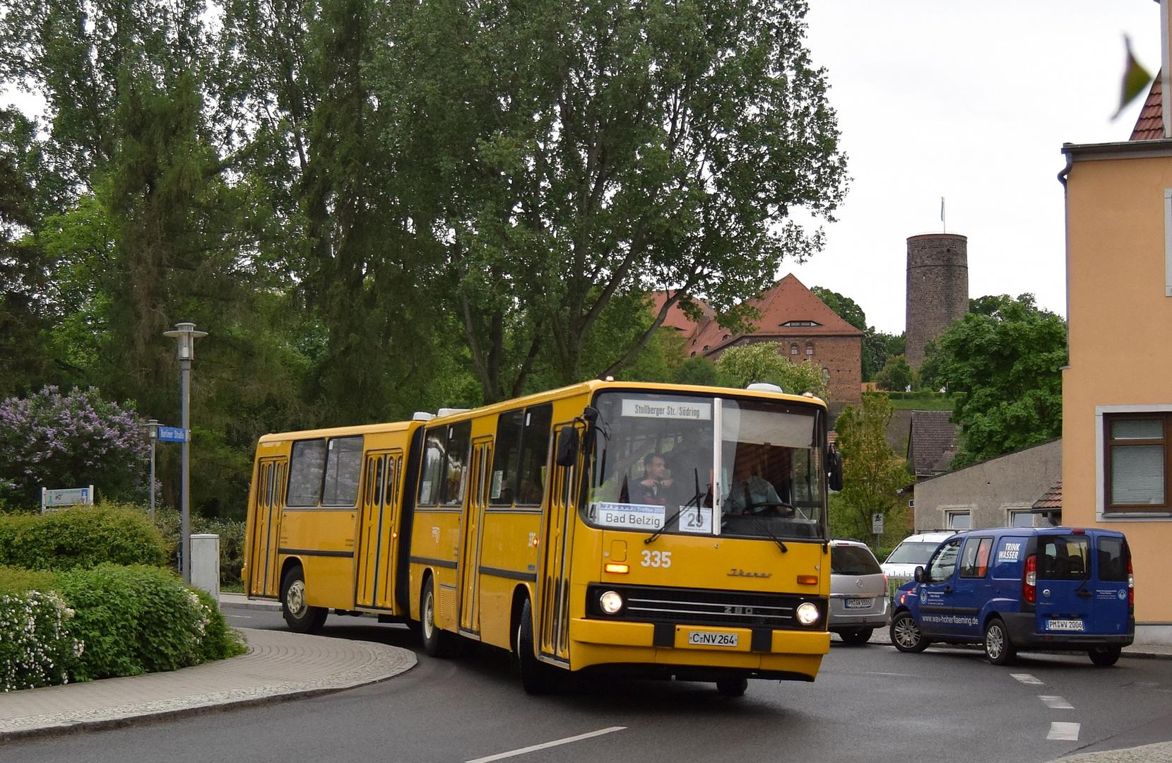 Der Ikarus 280 Foto Bild Bus Nahverkehr Bus Verkehr