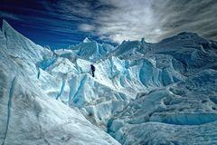 ... der im Eis geht ...