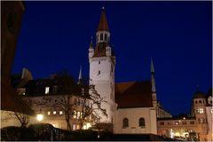 Der Isartorturm in München