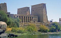 Der Isis-Tempel von Philae