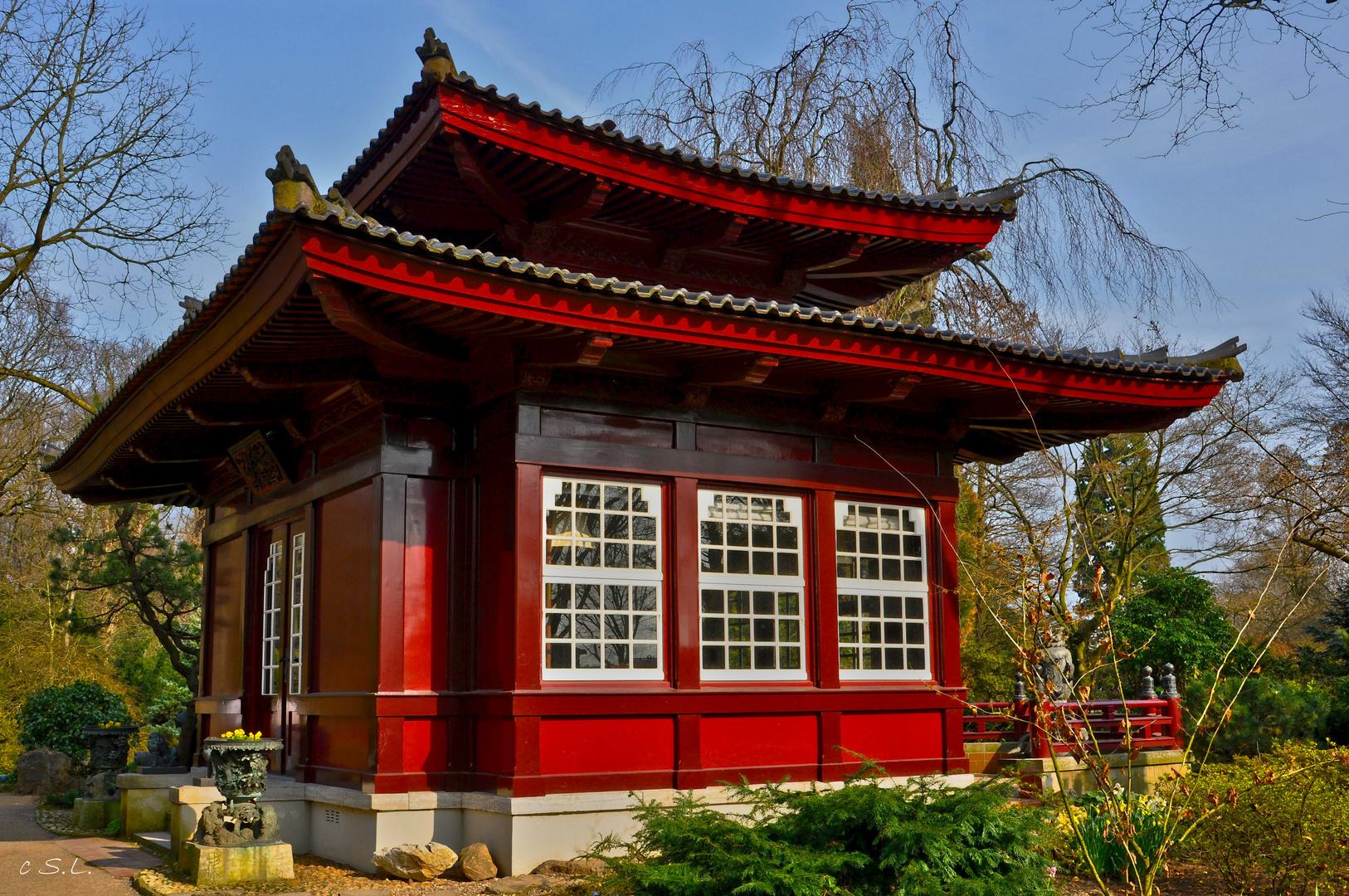 Der japanische garten in leverkusen foto bild for Japanische garten bilder