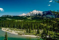 Der Jasper-Nationalpark