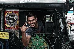 """ Der Jeepneyfahrer """