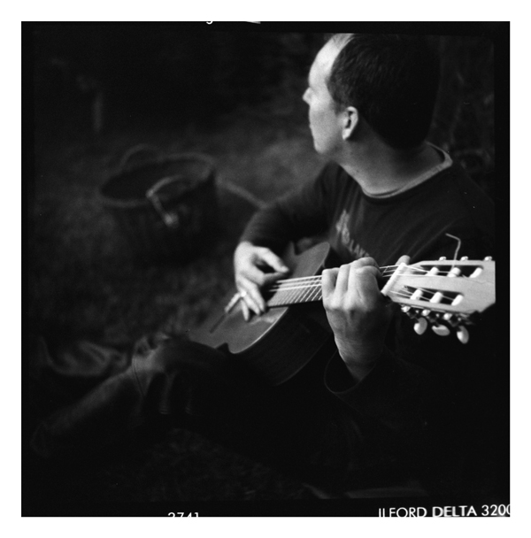 der Jens, die Gitarre und kein Meer