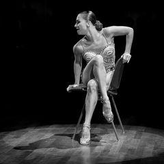 Der Jive wartet -  Anna Kusminskaya