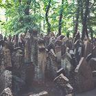 Der jüdische Friedhof in Prag