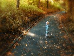 Der junge Herbst...
