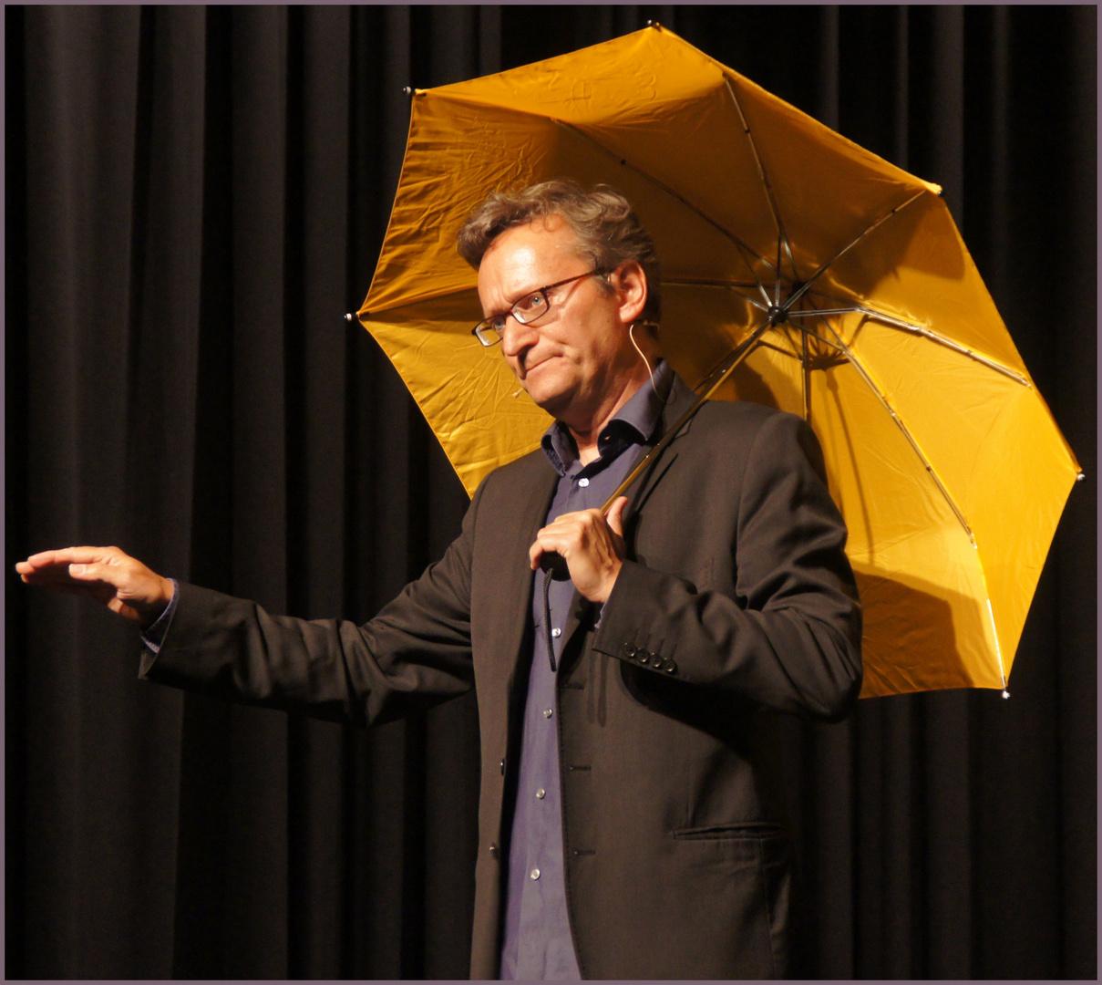 Der Kabarettist Frank Lüdecke (1)