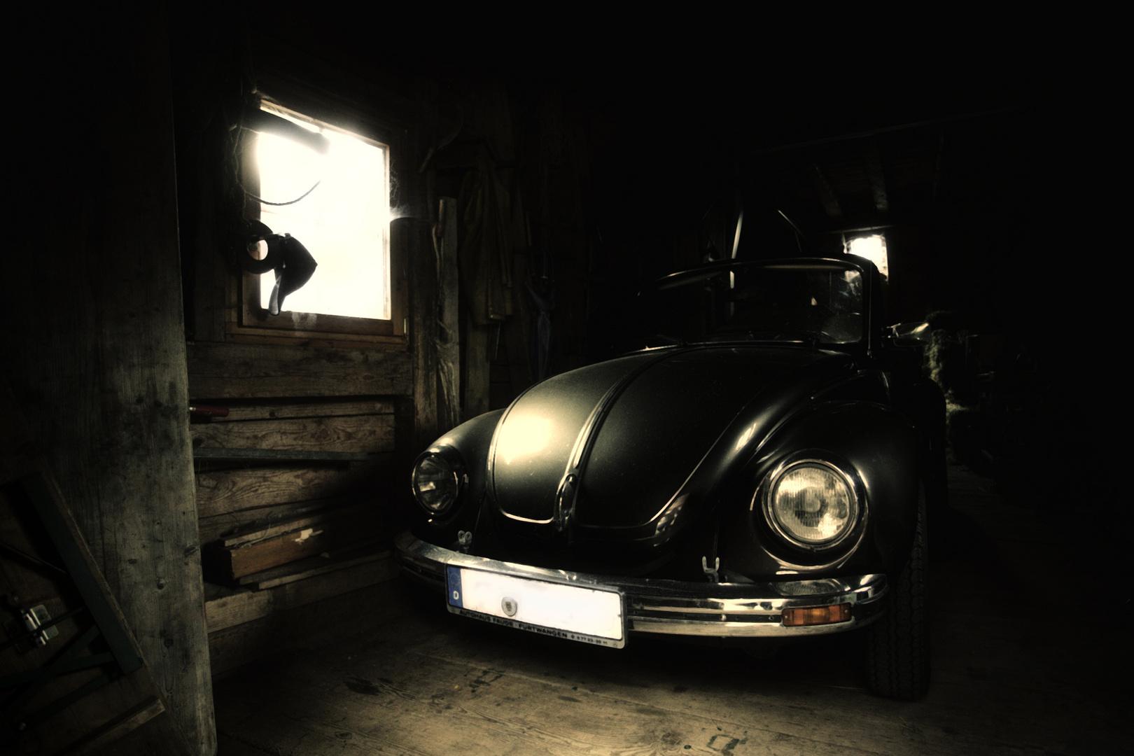 der Käfer aus der Scheune