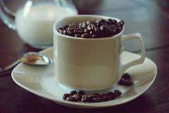 der Kaffee...