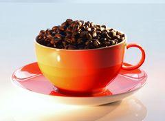 Der Kaffee ist fertig!