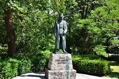 Der Kaiser Franz I wacht überall