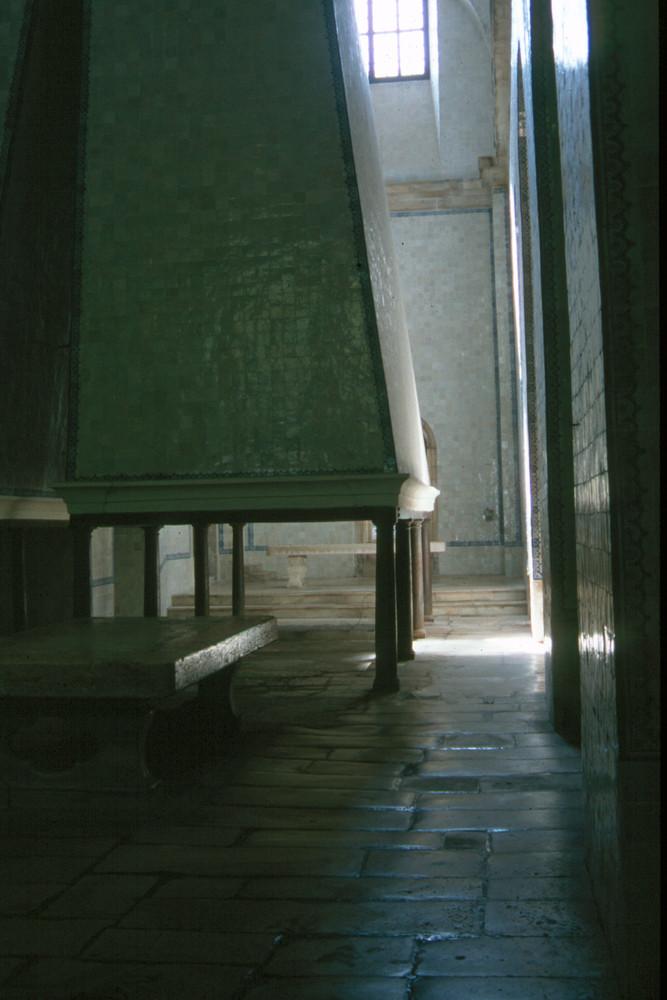 Der Kamin in der Küche von Schloss Sintra Foto & Bild | europe ...