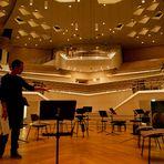 der Kammermusiksaal in Berlin