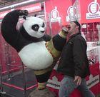 Der Kampf mit dem Panda