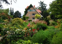 Der Karl-Foerster-Garten in Potsdam