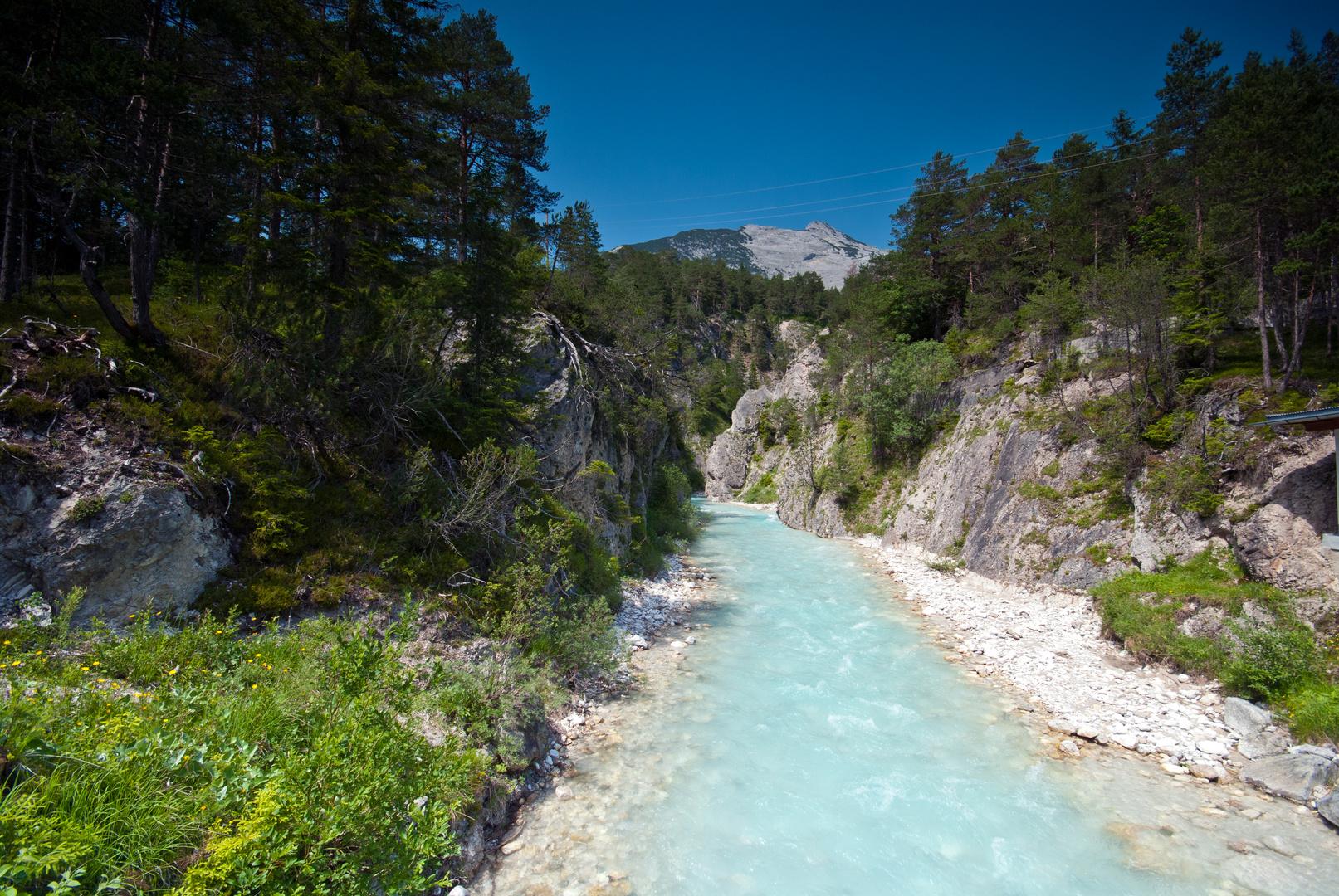 der Karwendelbach