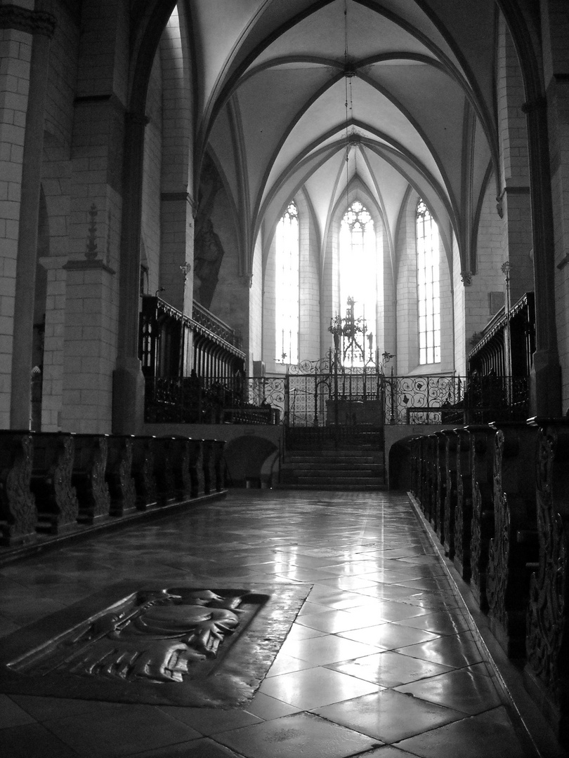 Der Kathedrale von Augsburg