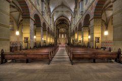 Der Kirchenraum vom Dom Königslutter