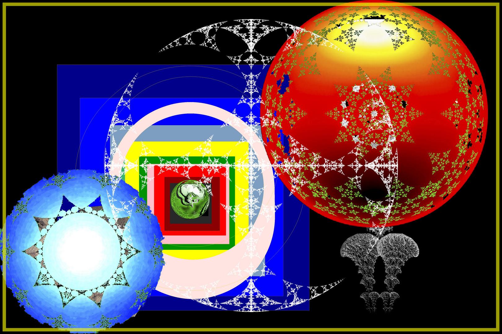 Der Klang der Farben und Formen