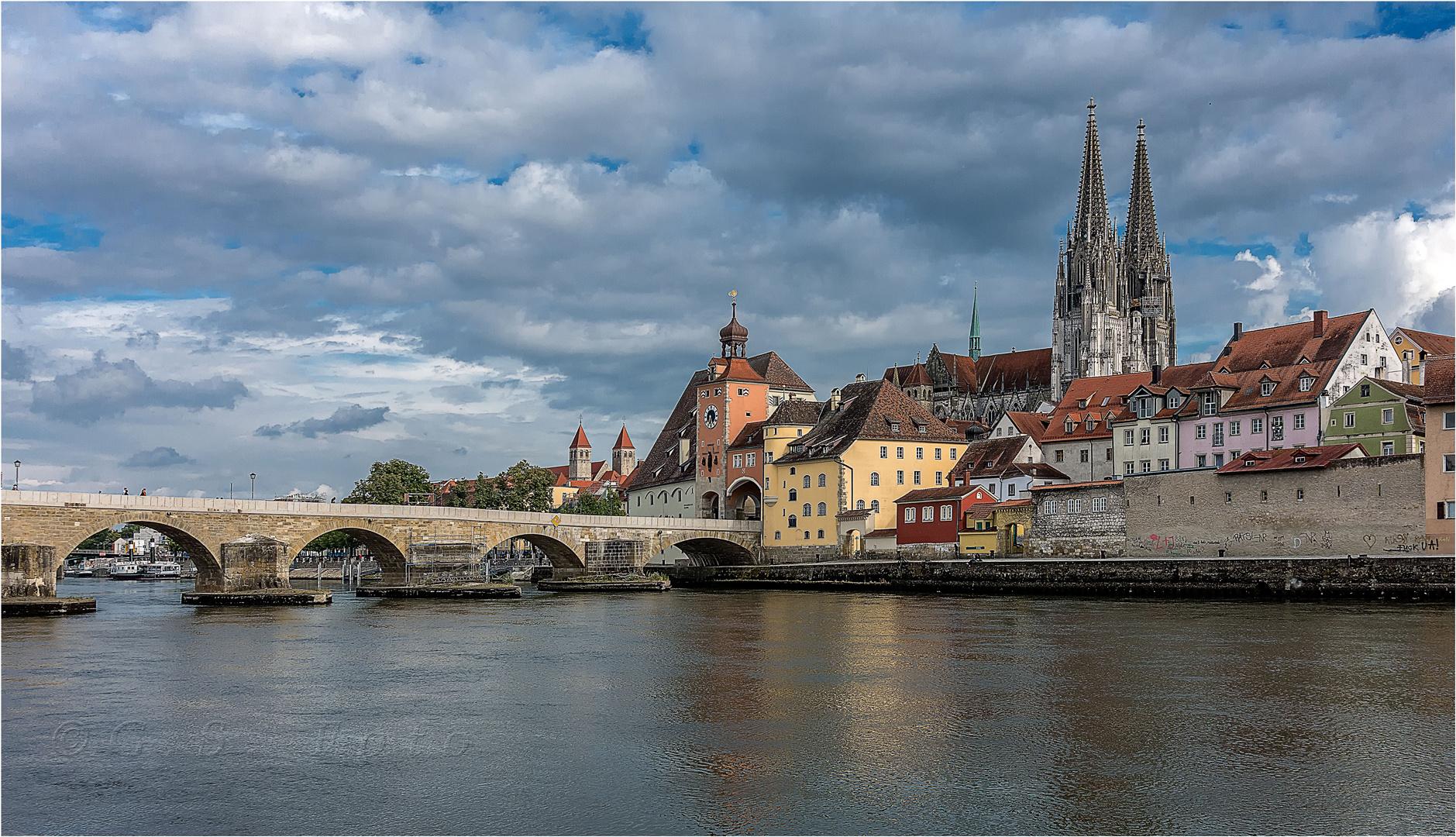 Der Klassiker von Regensburg .....