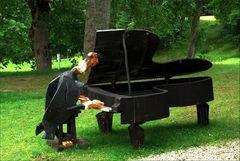 Der Klavierspieler # El pianista