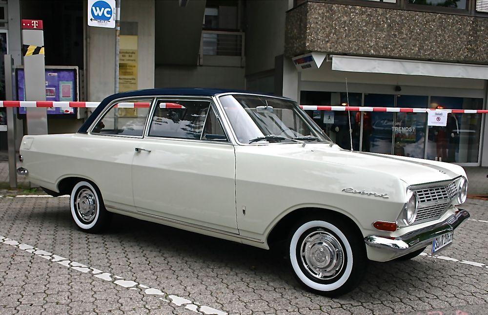 Der kleine Chevrolet aus Rüsselsheim