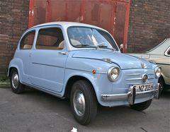 Der kleine Fiat