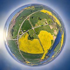 Der kleine gelbe Planet
