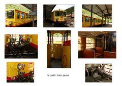 ' der kleine gelbe Zug '