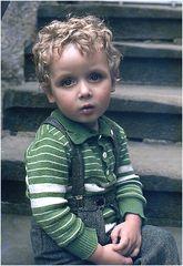 Der kleine Junge