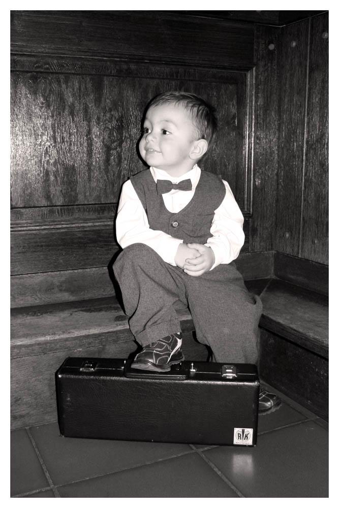 der kleine Klarinettist