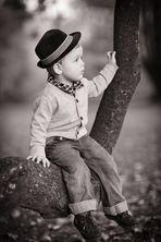 Der kleine Mann