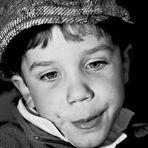 Der kleine Mann mit der Mütze