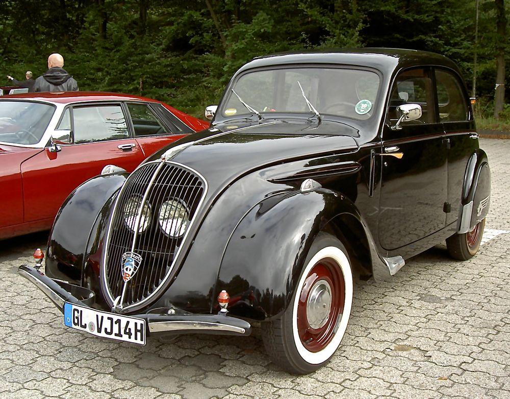Der kleine Peugeot