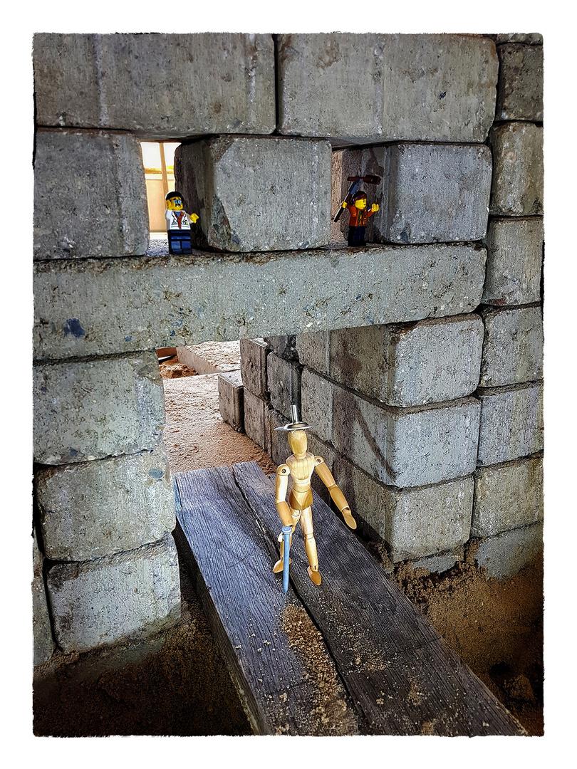 Der kleine Ritter 'Jo!Jo!'