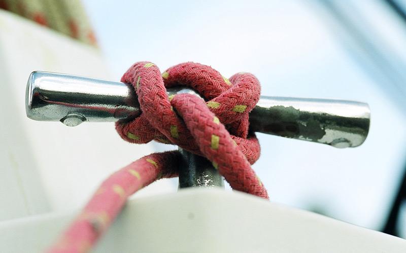 Der Knoten!