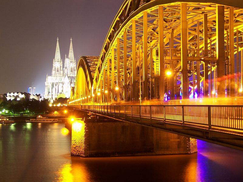 Der Kölner Dom I (Aug.05)