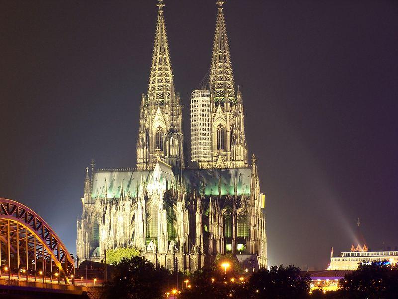 Der Kölner Dom III (Aug.05)