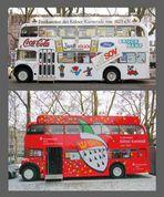 Der kölsche Kaate-Bus - diesmal in rot